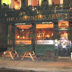 Carpenters Arms, London