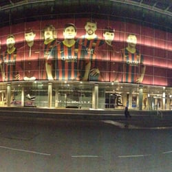 Home of FC Barcelona