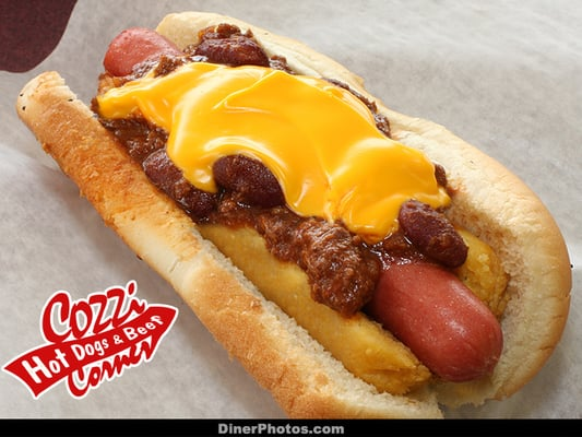 Cozzi Corner Hot Dogs Beef Catering Downers Grove Il