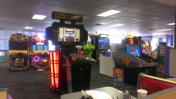 chuck e cheese harlem
