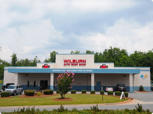 Wilburn's Auto Body Shop - Charlotte, NC | Yelp