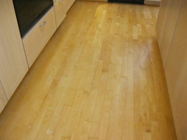 Refinishing Maple Floors : Refinishing Maple hardwood floor.  Yelp