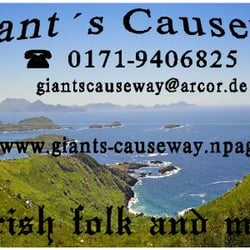 Giants Causeway Irish Folk Band, Neumünster, Schleswig-Holstein