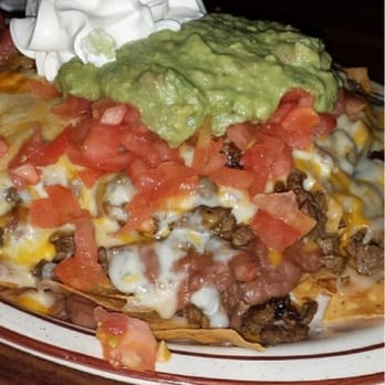 how to make beef nachos supreme