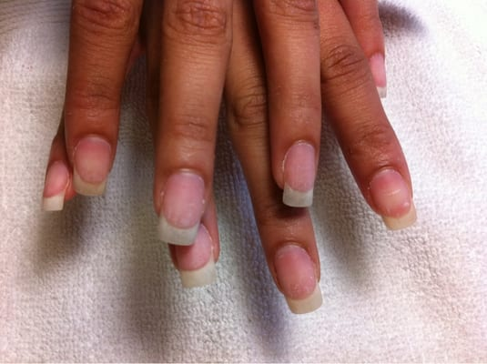 Nails after acrylic removal no damages to nails when it 39 s for Acrylic nail removal salon