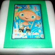 CBeebies Waybuloo Children's Birthday Cake