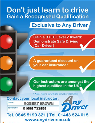 In Gear Professional Driving Tuition