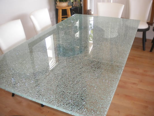 Home Images Crackle Glass Table Top Crackle Glass Table Top Facebook