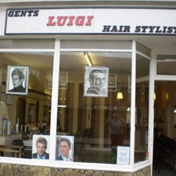 Luigi Hairdressers, London