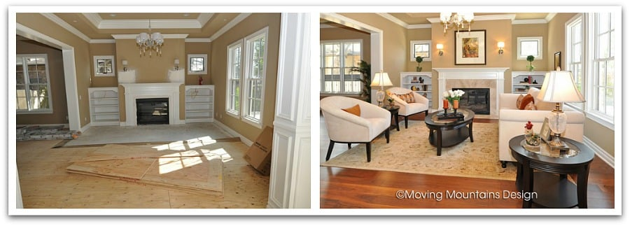 Home Staging Arcadia Before And After Living Room Yelp
