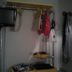 Multifunctional clothes rack