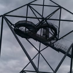 Tetraeder, Bottrop, Nordrhein-Westfalen, Germany
