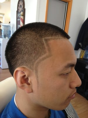 Barber Line Up : Line+Up+Haircut Barber Haircut Designs Lines Images & Pictures - Becuo