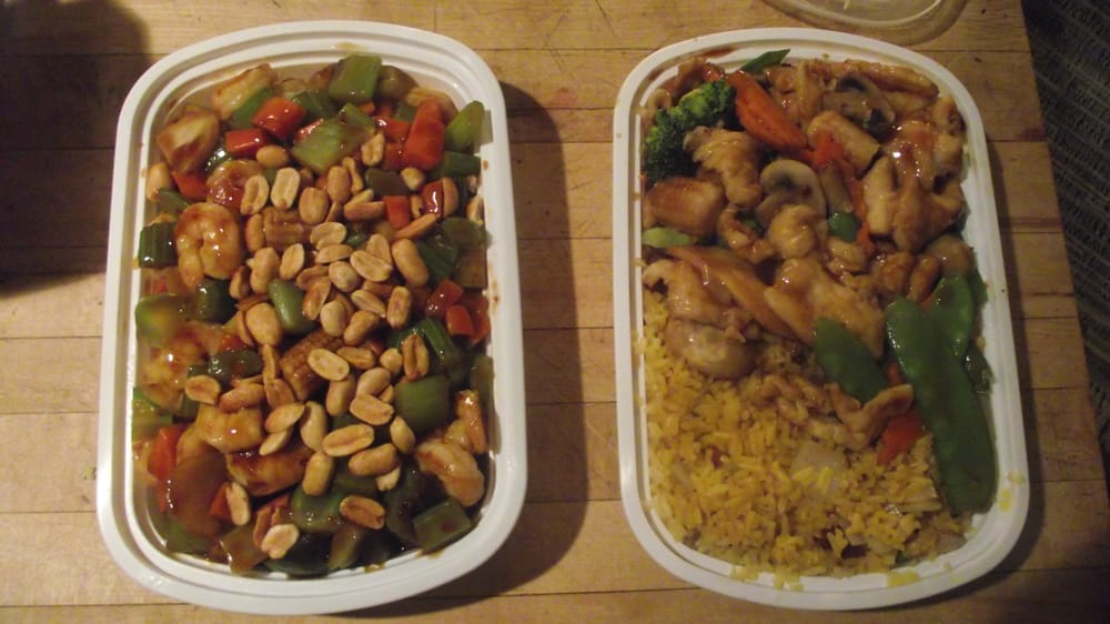 89. Kung Po Shrimp (R) C19. Hunan Chicken w/ Fried Rice | Yelp