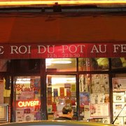 Le Roi du Pot au Feu, Paris