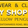 Yellow Penguin Baby shop
