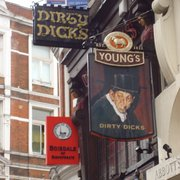 Dirty Dicks, London