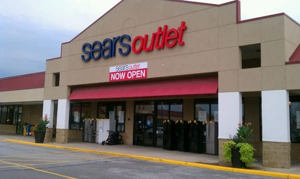 1 review of Sears Outlet