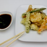 Sushi Catering - Mixed Vegetable Tempura