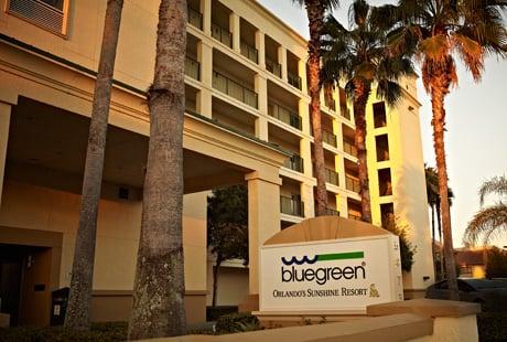 Bluegreen orlando s sunshine resort closed international drive