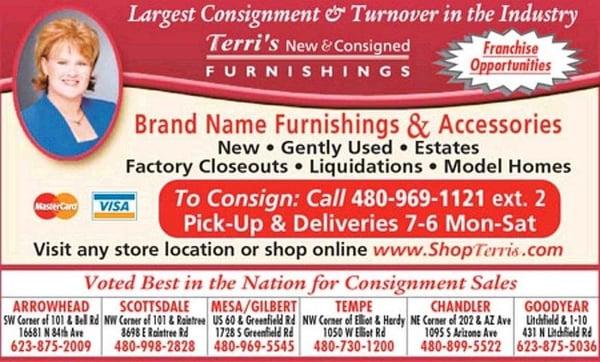 Terri S Consign Amp Design Furnishings Furniture Stores