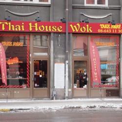 thai house wok