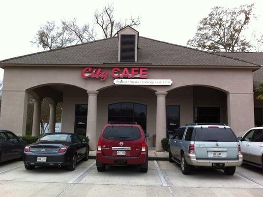 City Cafe Baton Rouge La