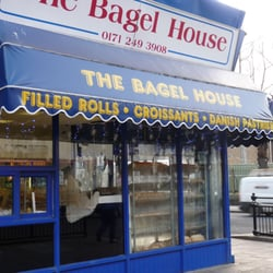 The Bagel House, London