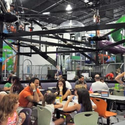 Funderdome Indoor Playground And Cafe Fort Lauderdale Fl