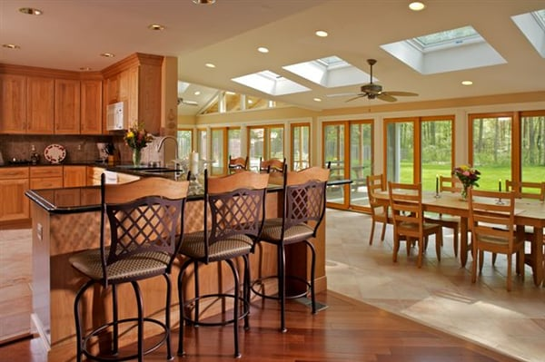 Kitchens sunrooms yelp for Sunroom kitchen designs
