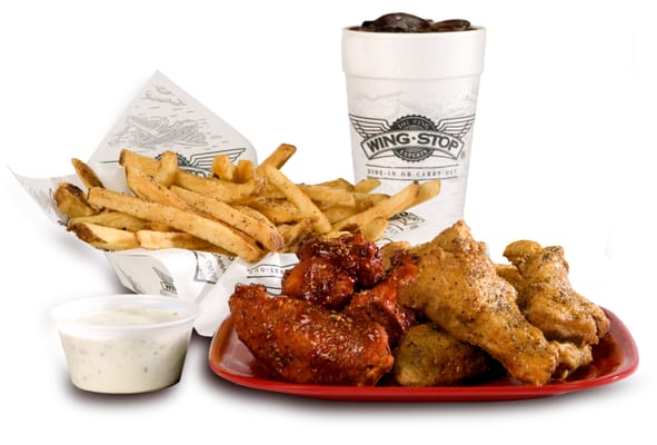 Wingstop. 83 likes · 1, were here. Chicken Joint. Recommended by 16 people · People talk about