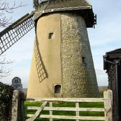 National Trust Bembridge Windmill, Bembridge, Isle of Wight