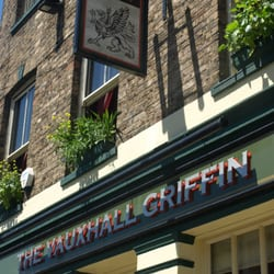 The Vauxhall Griffin, London, UK