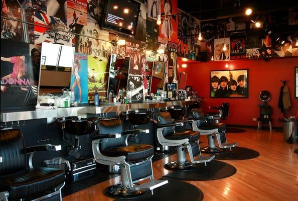Floyd's 99 Barbershop | Yelp