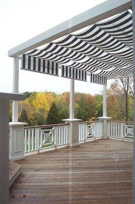 deck canopies