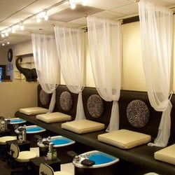 Pure rain nail spa nail salons chicago il yelp for 24 hour nail salon chicago