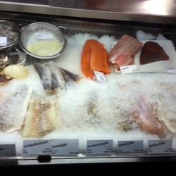 Fresh fish case