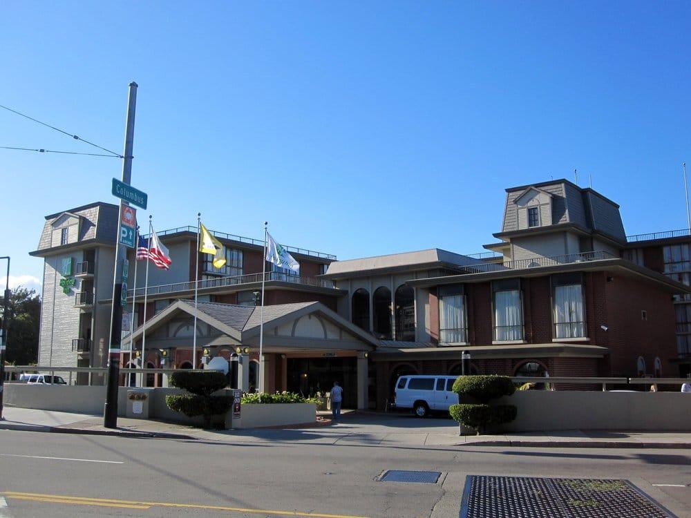Fisherman's Wharf San Francisco Hotel   Holiday Inn