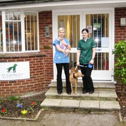 St George's Veterinary Centre, Weybridge, Surrey