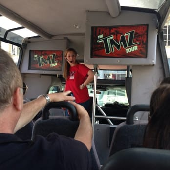 Tmz hollywood tour tours los angeles ca united states for Tmz tours in los angeles