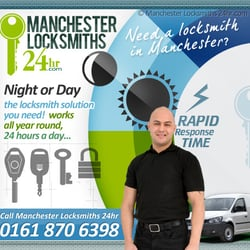 Anytime Locksmiths Manchester