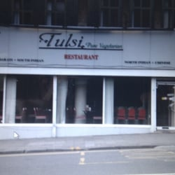 Tulsi Restaurant, Wembley, London