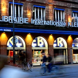 Librairie Internationale Kléber, Straßburg, Bas-Rhin, France