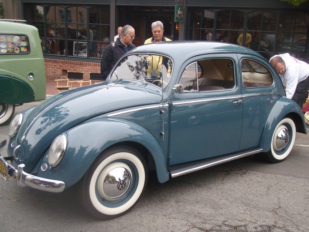 1952 vw split window beetle yelp for 1952 split window vw bug