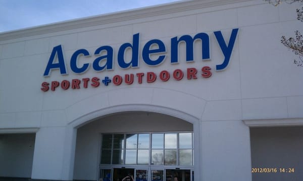 Shop Academy Sports + Outdoors for sporting goods, hunting, fishing and camping equipment. Find recreation and leisure products, footwear, apparel, grills, bikes, games and much more.