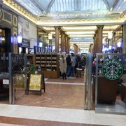 Starbucks, Paris, France