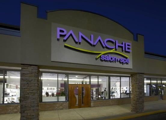 Panache salon spa erie pa yelp for Salon panache