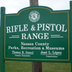 Nassau County Rifle Pistol Range At Mitchel Field Gun Rifle Ranges East Garden City Ny Yelp