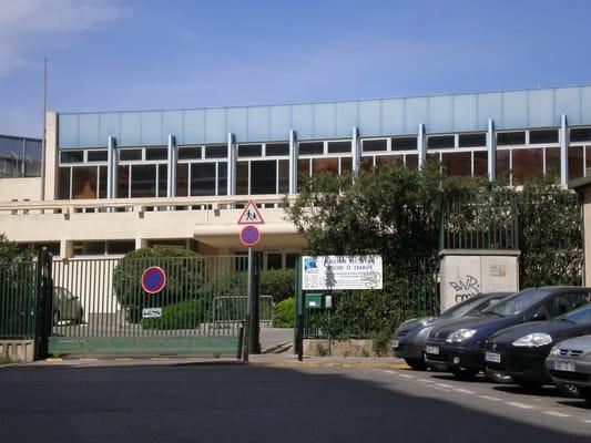 Piscine saint charles swimming pools saint charles for Asptt marseille piscine