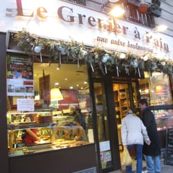 Le Grenier à Pain, Paris
